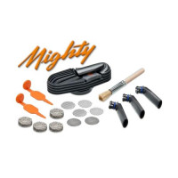 Mighty - set parti di consumo